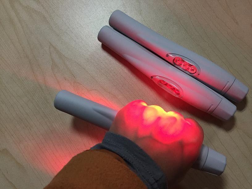 Automatic Light Sensor Vein Finder Machine Safety LED Red Light