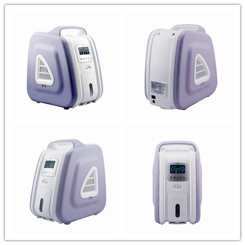 93% Concentration Oxygen Concentrator Humidifier With Power Inverter for Use in Car Optional