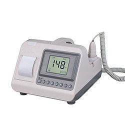 Both Audio And Voice Alarm Fetal Heart Rate Doppler With High Sensitivity Waterproof Probe