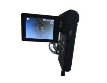 Batería recargable de la piel del silicio del analizador de la cámara del ion video de goma de Dermatoscope Li ampliación de 20~500 veces