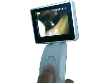 Cámara de la garganta de la cámara de la nariz de la cámara del oído 3 lente video de Rhinoscope de la lente del laringoscopio del otoscopio del LCD Digitaces de la pulgada disponible