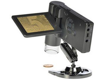 Pelo video electrónico Analyer de la piel del microscopio de Dermatoscope exhibición de color TFT de 3 pulgadas
