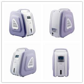 humectador de poca pureza del concentrador del oxígeno de la alarma 2L con el sistema de diagnosis inteligente