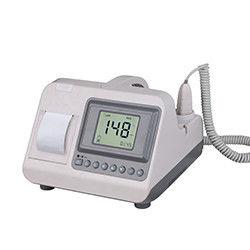 Punta de prueba fetal de la prenda impermeable del monitor de corazón de Doppler de la alta sensibilidad con la alarma del audio y de la voz