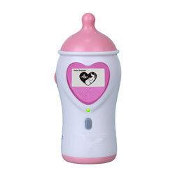 Ritmo cardíaco fetal de la dosificación baja del ultrasonido Doppler con la alta punta de prueba de Doppler de la sensibilidad